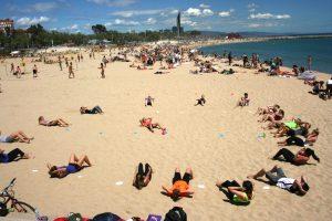 Beach Fitness Barcelona MO&MACE 3
