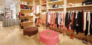 La boutique Kling. Photo : hg2.com