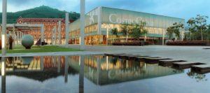Le musée des sciences CosmoCaixa
