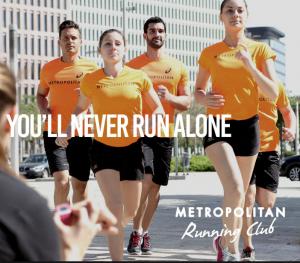 metropolitan running