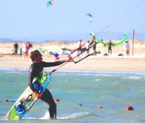 Kitesurf_Barcelone