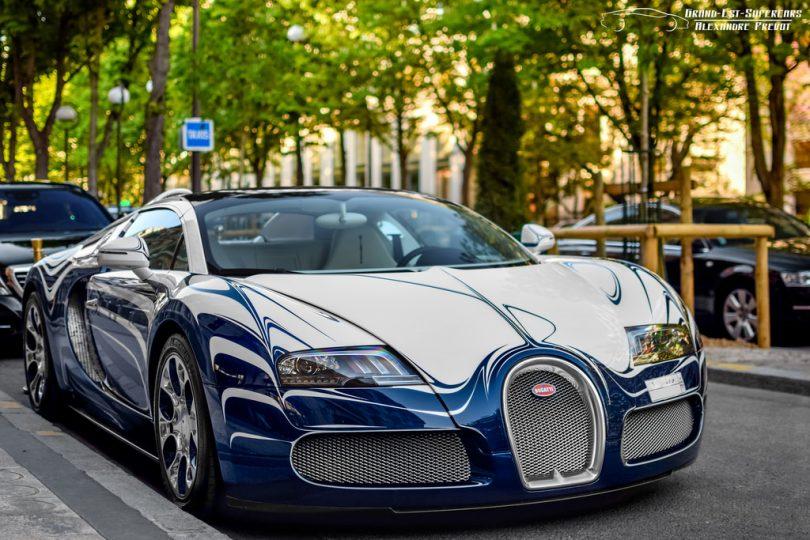 Très Où louer des voitures de luxe pour une journée? AU87