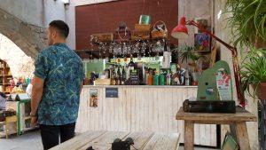 Le bar d'Espai Mescladis