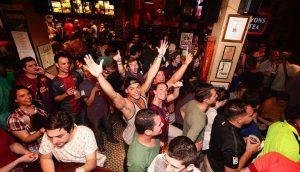 Flaherty's Irish bar. Photo : www.barcelona.com