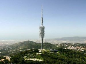 La Torre de Collserola