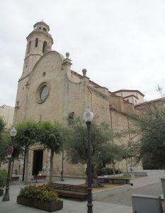Eglise centre calella