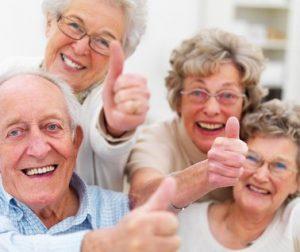 Seniors coura langues