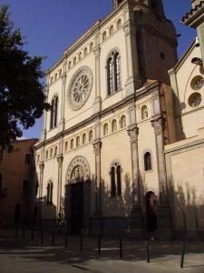 La Basilique Santa María de Mataró