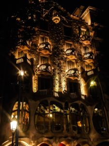 maison moderniste Casa Amatller de Barcelone