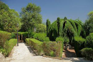 Jardin Montjuic