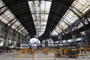 station de gare barcelone