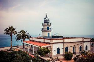 Le phare de Calella
