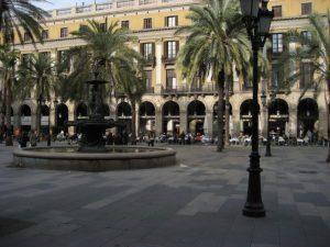 place royale de barcelone