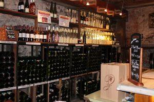 Cellier à vins