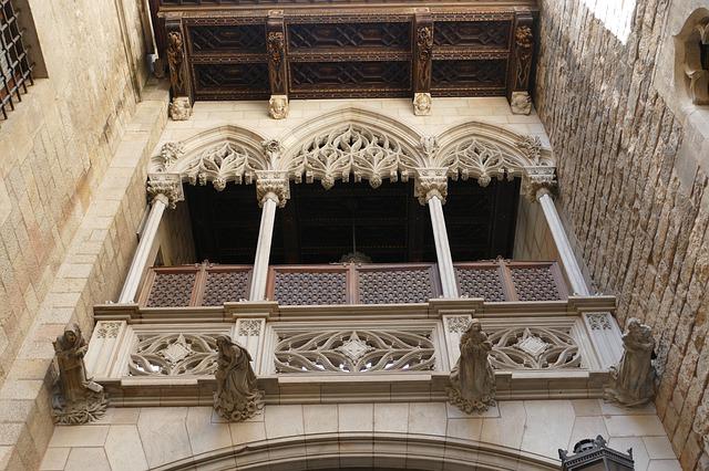 quartier gothique de Barcelone
