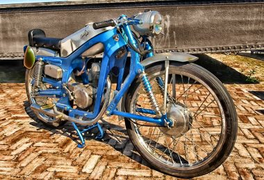 Musée moto Barcelone
