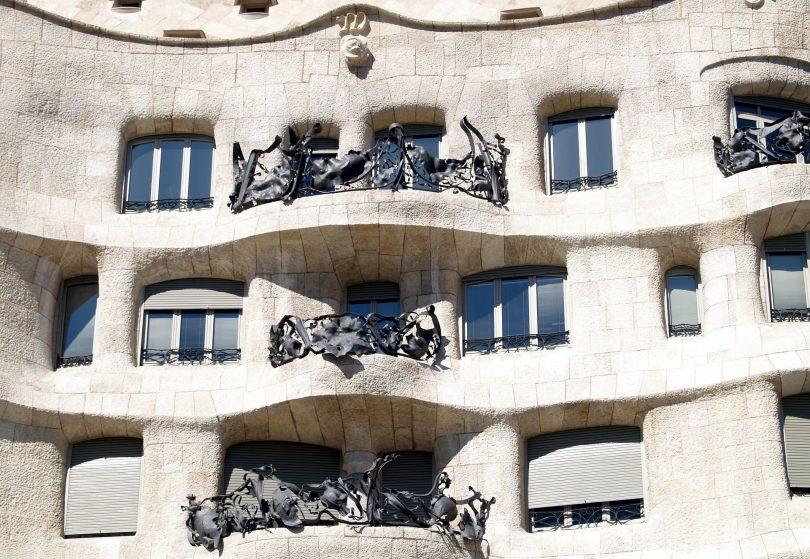 Art moderne catalan Barcelone