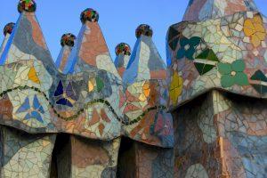 Batlo Gaudi Barcelone