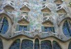 Facade Batllo Barcelone