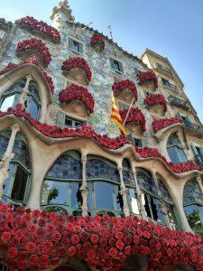 Gaudi Barcelone