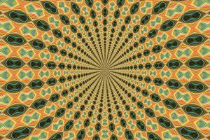 Tableau illusion Barcelone