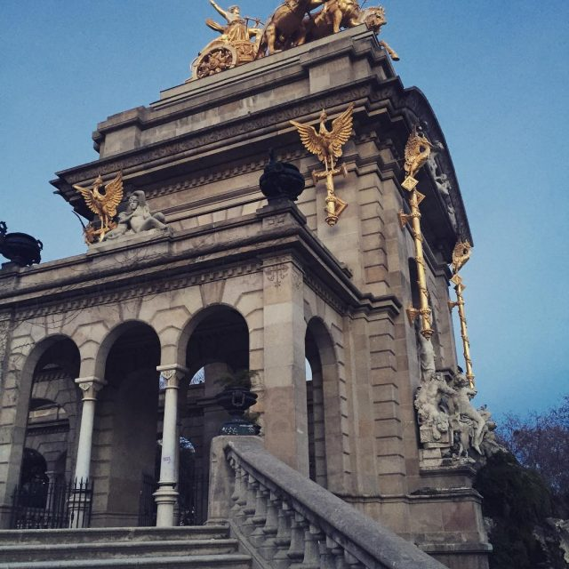 Do you know where is it in Barcelona?? Barcelona beautifulhellip