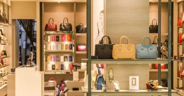 magasin de luxe