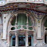 Découvrez la Casa Comalat à Barcelone