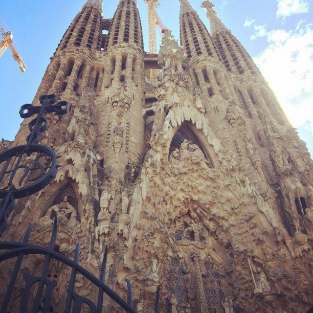 Te gusta la Sagrada Familia? sagradafamilia monument history spain espaahellip