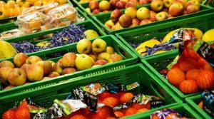 marché des fruits