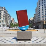 L'empreinte du poète Joan Brossa dans Barcelone
