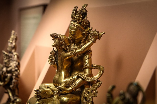 statue de tantrisme