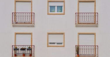 balcon d'appartement