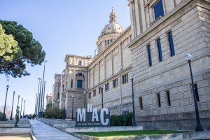entrée musée barcelone