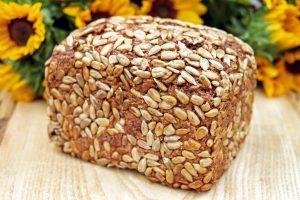 pain carré aux graines