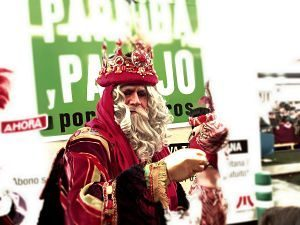 roi mage barcelone