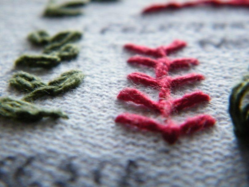 tricot travail manuel