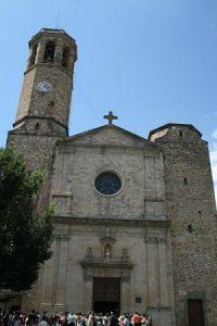 église de sarria à barcelone