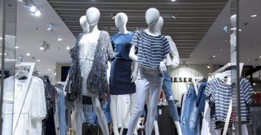 mannequins de magasin