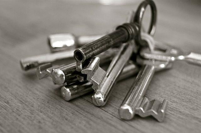 jeu de clés