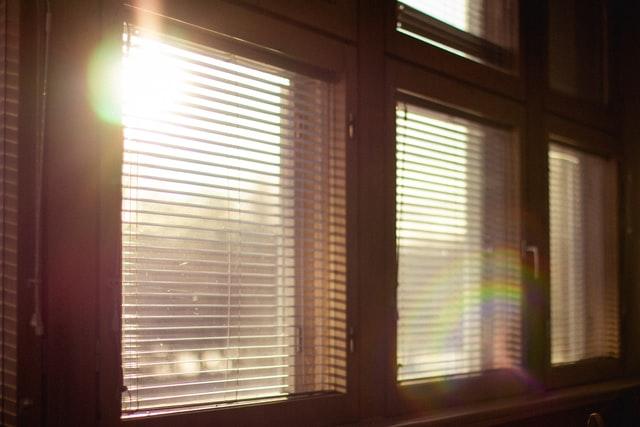 stores de fenêtre