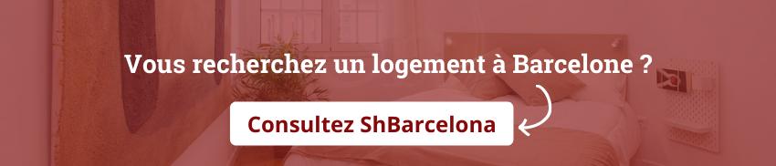 Location d'appartements à Barcelone