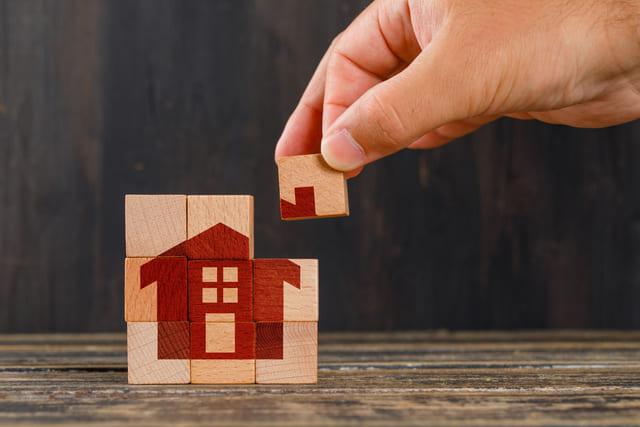 maison en construction | assurance locataire