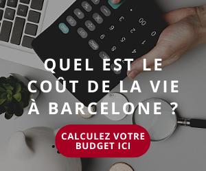 Le coût de la vie à Barcelone