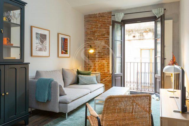 Appartement en location mensuelle à Barcelone