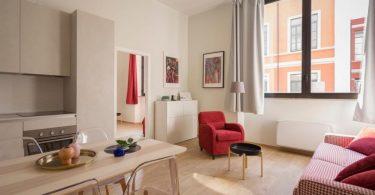 Appartement en location touristique