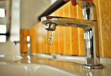 robinet d'eau