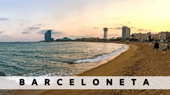 Appartements à louer à  Barceloneta