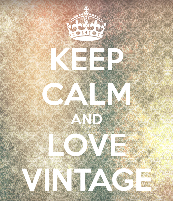 Wallpaper I Love You Vintage : Top boutiques vintage sur Barcelone ShBarcelona - Blog voyage de Barcelone