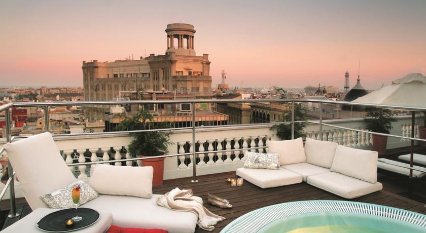 Les 10 meilleurs rooftops de barcelone shbarcelona for Top design hotels barcelona